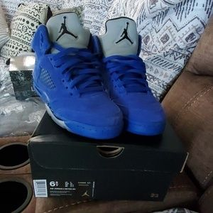 Air Jordan 5 Retro Royal Blue